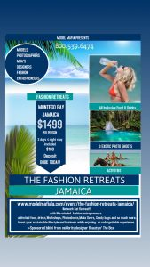 The Fashion Retreats
